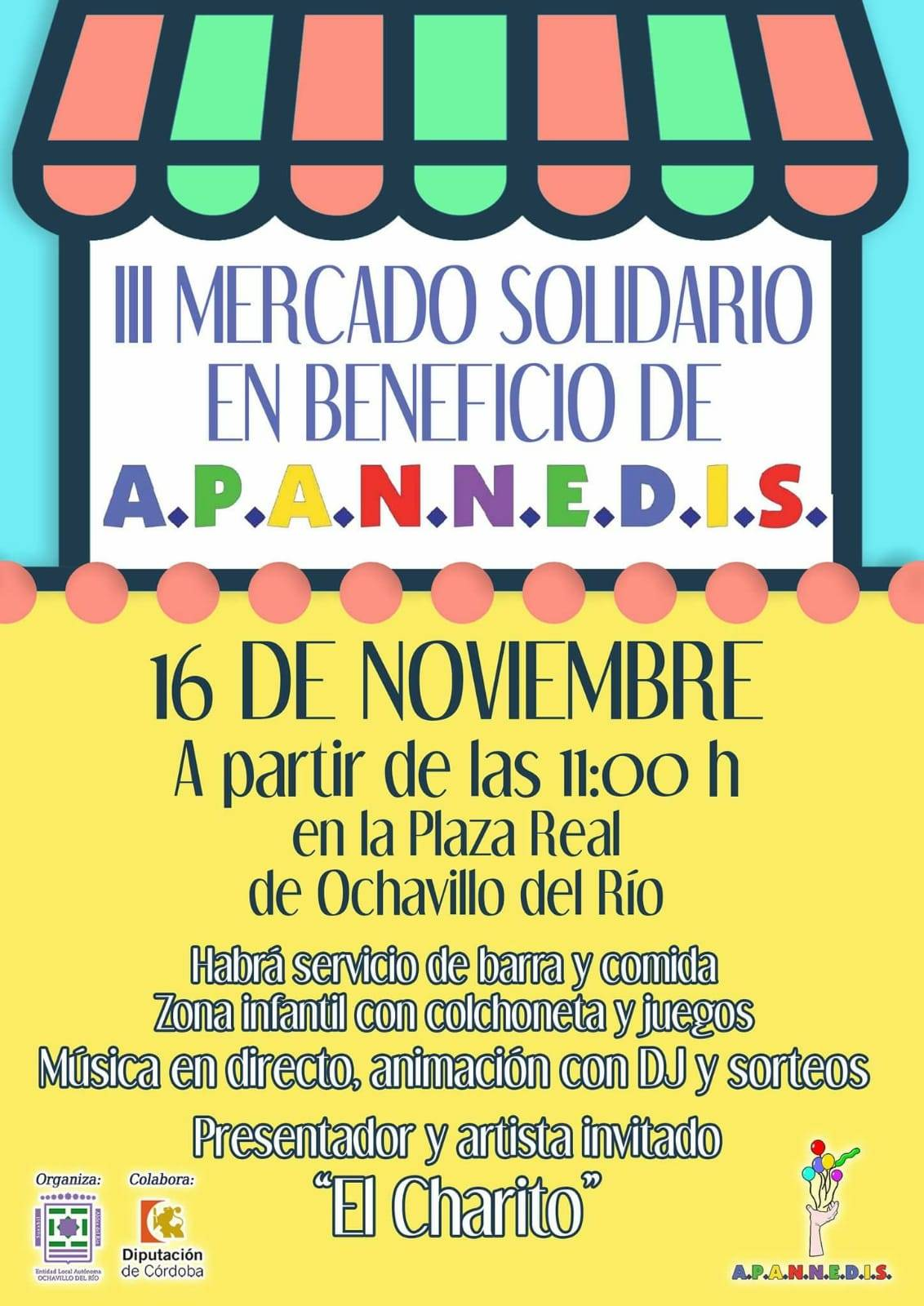 CARTEL III MERCADO SOLIDARIO